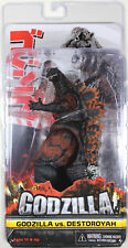 BURNING GODZILLA (1995)(vs. Destoroyah Movie Version) ACTION FIGURE ~ NECA