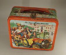 Original 1960'S The Beverly Hillbillies Metal Lunch Box By Aladdin