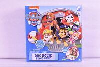 Paw Patrol Dog House Bingo Matching Board Game - Ages 3+
