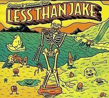 Less Than Jake Greetings & Salutations CD NEW SEALED Ska-Punk