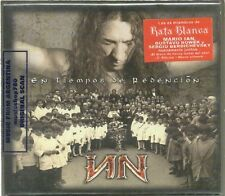 IAN EN TIEMPOS DE REDENCION SEALED CD NEW RATA BLANCA MARIO