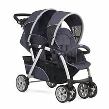 Poussette Double Together Chicco 5m Nature