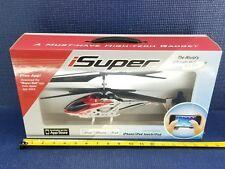 iSuper iHeli-032 Helicopter - NEW IN BOX