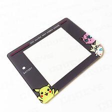 Pokemon Pikachu/Jigglypuff Nintendo Game Boy Original DMG-01 New Screen Plastic