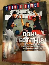 June 2018 Red Sox Shohei Ohtani RC Sports Illustrated For Kids NO LABEL WB