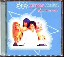 OTTMAN JOHNS - DISCO SHOW - CD ALBUM [1835]