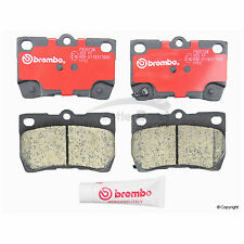 New Brembo Disc Brake Pad Set Rear P83073N for Lexus