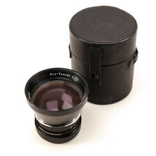 Rollei Pro Tessar 80/4 80mm f4 Lens Excellent++ Condition