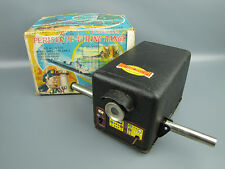 Vintage Cragstan Electronic Periscope Firing Range w/ Box For Parts or Restore