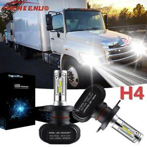 PRO CSP LED Headlight Light Bulb Conversion Kit for Hino 145 165 185 258 268 338