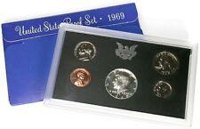 (1) 1969 United States Proof Set in Original Box