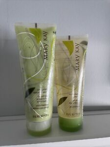 NEW Sealed Mary Kay Lotus Bamboo Body Cleanser And Shower Gel Full Size