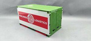 "1:16..Bruder--Container ""Worldwide Logistics"" / 6N 945"