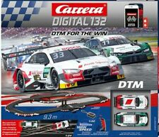 CARRERA DIGITAL 132 AUTORENNBAHN DTM FOR THE WIN 30013 AUTO-RENNBAHN