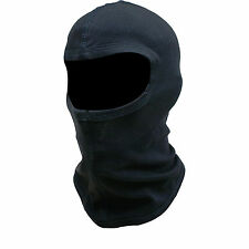 Outdoor Motorcycle Full Face Mask Balaclava Ski Neck Protection Black L3 m