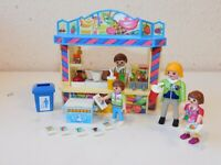 Playmobil kiosk candy ice stand circus zoo holiday 5555 (2)
