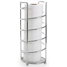 Toilet Paper Holder Stand Toilet Tissue Roll Reserve Toilet Paper Storage Tower