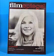 DDR Filmspiegel 6/1971 Jutta Wachowiak Horst Drinda Bruno O'Ya Ildiko Pecsi