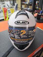 0816-0109-08 - HJC CL-16 White XXL Helmet