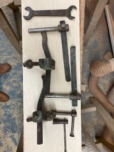 Wadkin spindle moulder springs