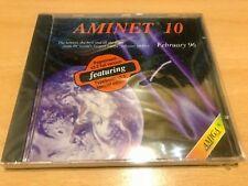 AMINET Nº: 10-Commodore Amiga CD-ROM, Soudés, Inutilisé