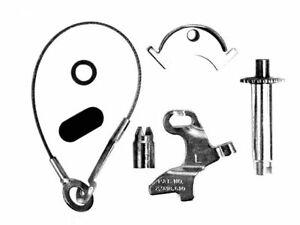Rear Left Drum Brake Self Adjuster Repair Kit fits Ford Torino 1972-1976 33QBXY