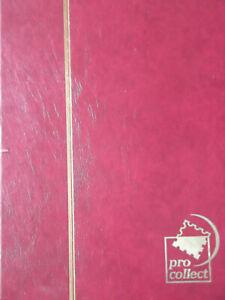 BRD, Blocksammlung (mit Block 1) u. Marken (Randstücke/Ecken/R.-Nrn.) postfrisch