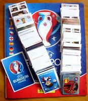 Panini EM Euro 2016 France alle 680 Sticker komplett + Album + Coca Cola Set