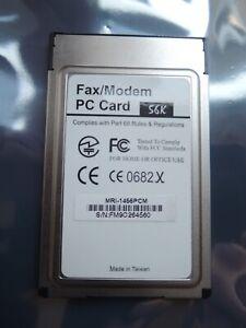 56K Fax/Modem PC Card - Cardbus / PCMCIA, MRI-1456PCM