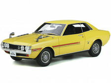 TOYOTA CELICA GT (R22) COUPE (RHD) YELLOW 1/18 MODEL CAR BY OTTO MOBILE OT344