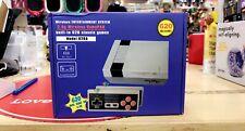New listing Wireless Entertainment System built in 620 Original classic games By Nintendo