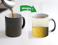 Beer Color Changing Magic Heat sensitive Tea Cup Coffee Mug