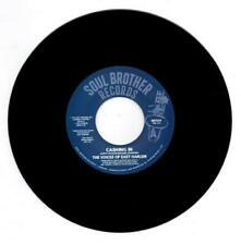 """VOICES OF EAST HARLEM Cashing In / Take A Stand NEW NORTHERN / MODERN SOUL 45 7"""""""