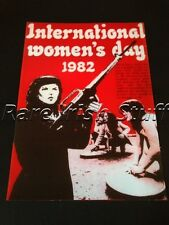International Womens Day Cumann na mBan 1982 Northern Ireland Irish Print