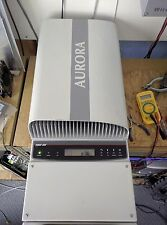 6KW PVI-6000-outd-US  Aurora Power One gridtie inverter 2XMPPT !