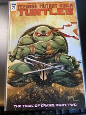 Teenage Mutant Ninja Turtles #74 Planet Awesome Varaint BCC Exclusive Cover IDW