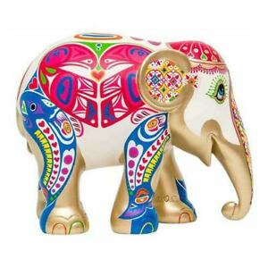 ELEPHANT PARADE ORNAMENT COLLECTABLE 10cm  LOVE WILD LOVE FREE