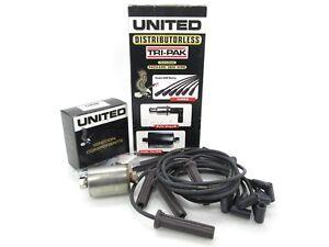 NEW United Tune-Up Kit Spark Plug Wires PCV & Fuel Filter 3-7633 GM 2.8 V6 87-88
