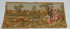 Vintage French Beautiful  Scene Tapestry 153x68cm (T568)