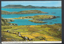"Ireland Postcard- Derrynane Harbour From Coomikista Pass, ""Ring of Kerry"" RR6128"