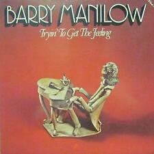 Barry Manilow(Vinyl LP)Tryin' To Get The Feeling-Fame-FA 3050-UK-VG+/Ex
