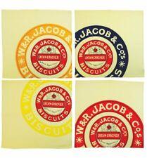 JACOBS CREAM CRACKERS VINTAGE STYLE OFFICIAL NAPKINS SERVIETTES  SET OF FOUR 4