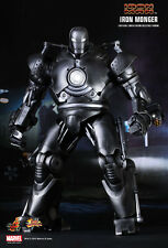 Iron Man Iron Monger 1/6th Scale Limited Edition Hot Toys MMS164 Sealed