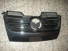 VW JETTA 2005 - 2010 FRONT GRILL CRACKED / BROKEN  GOOD CHROME