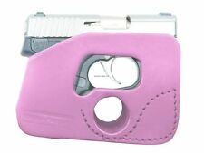 Tagua Holster Ruger LCP with Laser Pink Ambidextrous Ultimate Pocket PUPK-005