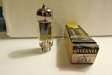 Sylvania 6S4A  radio  Vaccum Tubes  New- Old Stock FREE SHIPPING
