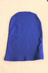 Blue Zentai Halloween/Cosplay Mask, One size fits all, New without Tags