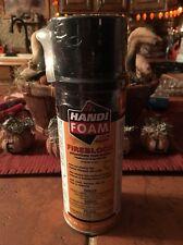 1~ HANDI-FOAM P30033 Straw Foam Sealant, 12 oz, Orange. NEW