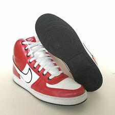 Nike Retro 2009 Vandal Leather High Top Mens Shoe Size 12 EUR 46 Gym Red Sneaker