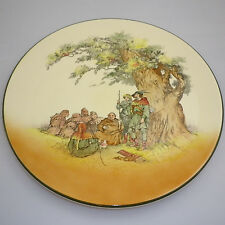 "HUGE Royal Doulton Series Ware "" UNDER THE GREENWOOD TREE  ""  CHARGER."